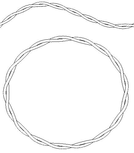 Custom AutoCAD linetype