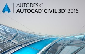 Civil 3D 2016