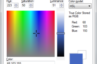 Printing Color In AutoCAD With Monochrome Plot Styles